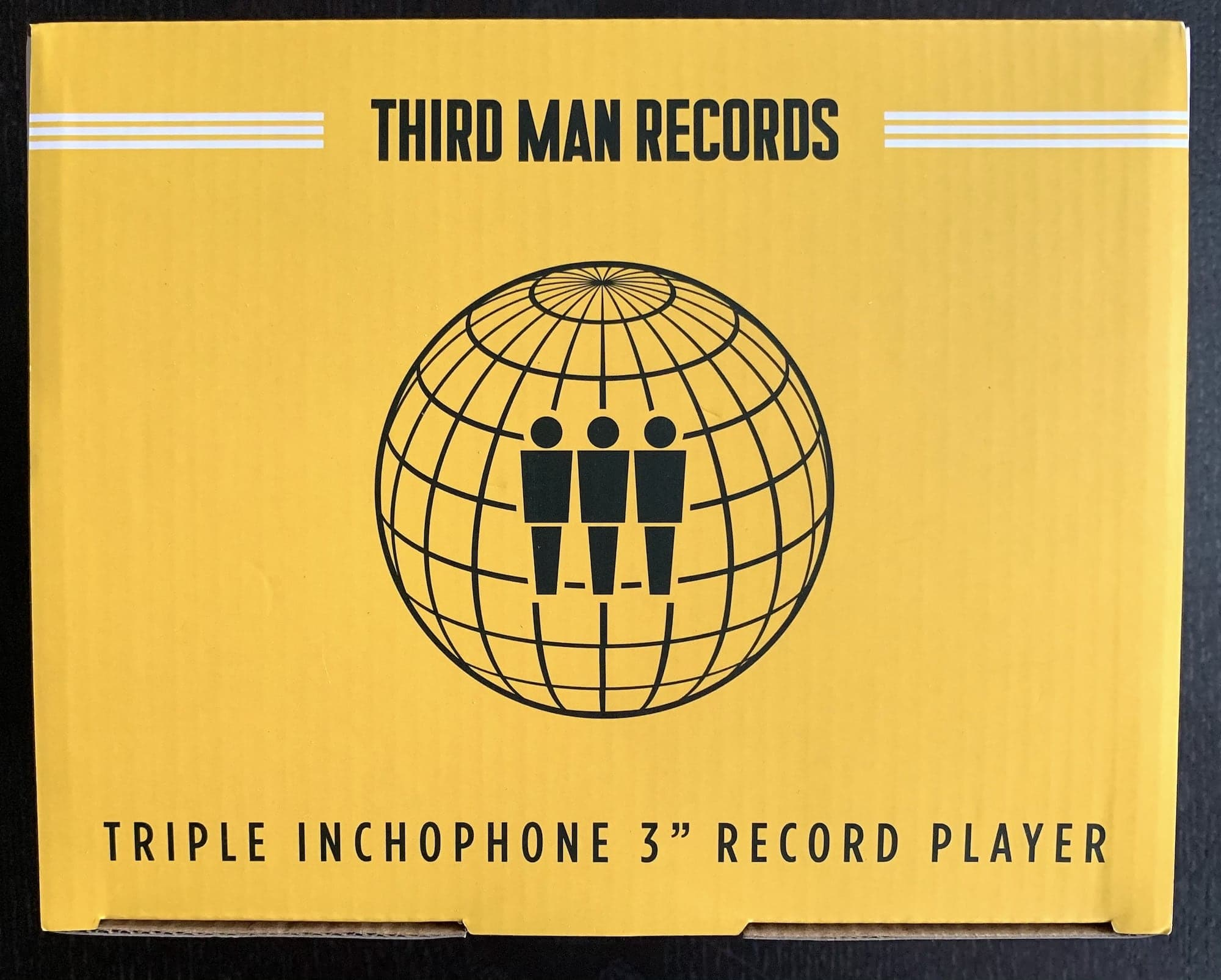 Third Man Records Crosley RSD3 Box Top