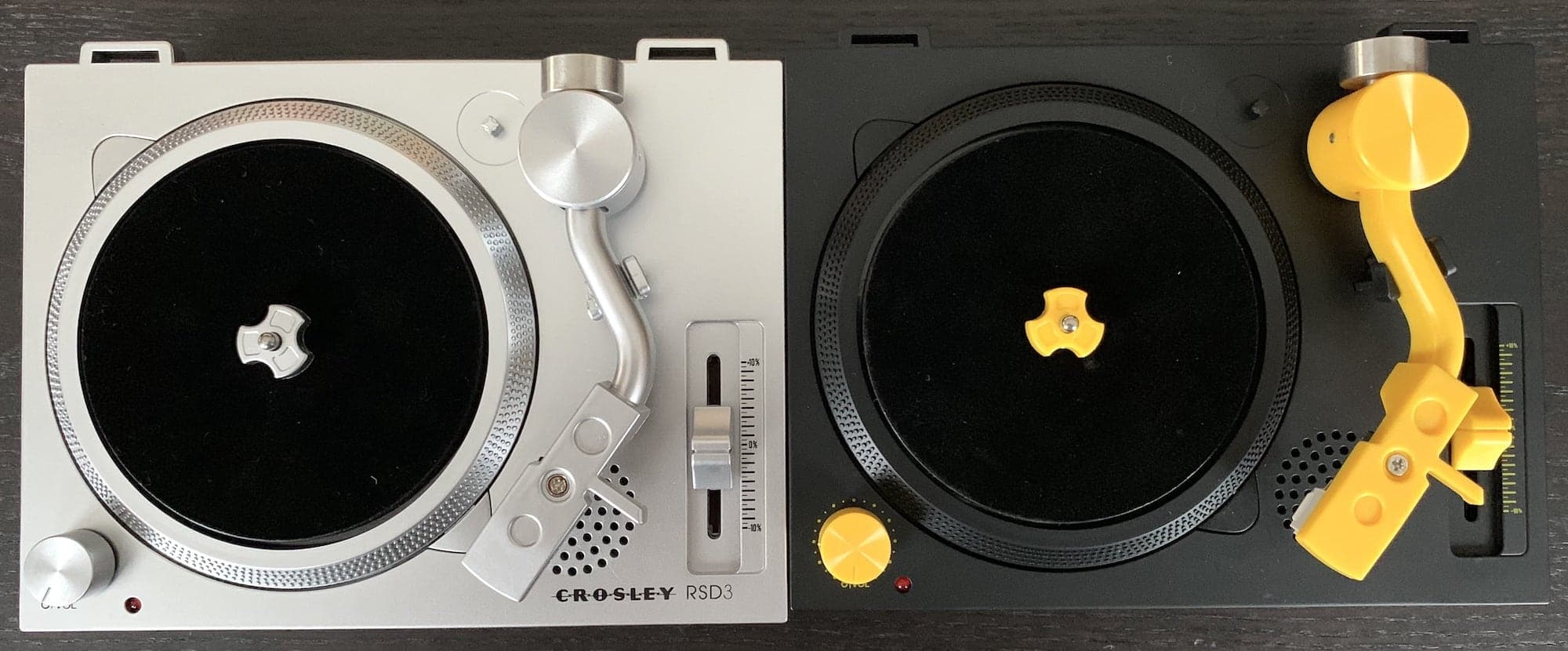Crosley RSD3 and Third Man Records Edition Top Down