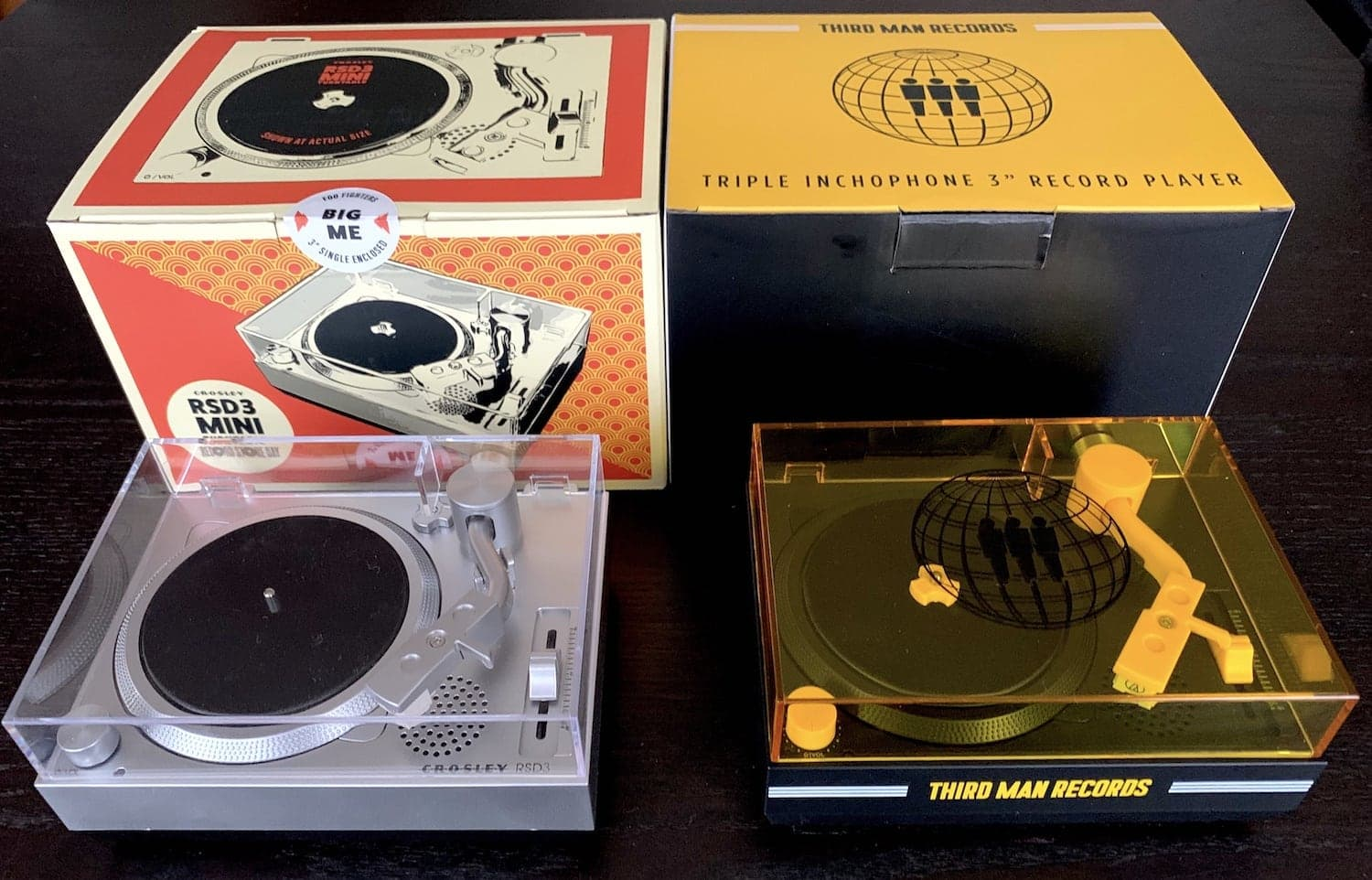 Crosley RSD3 and Third Man Records Edition