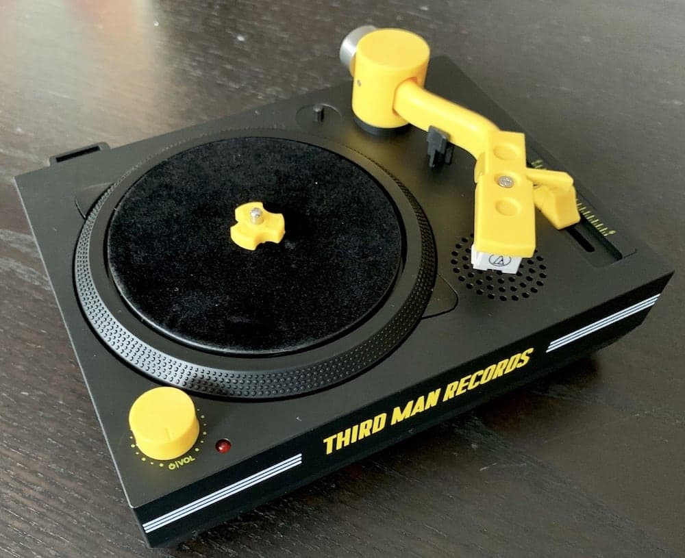 Third Man Records Crosley RSD3 Front