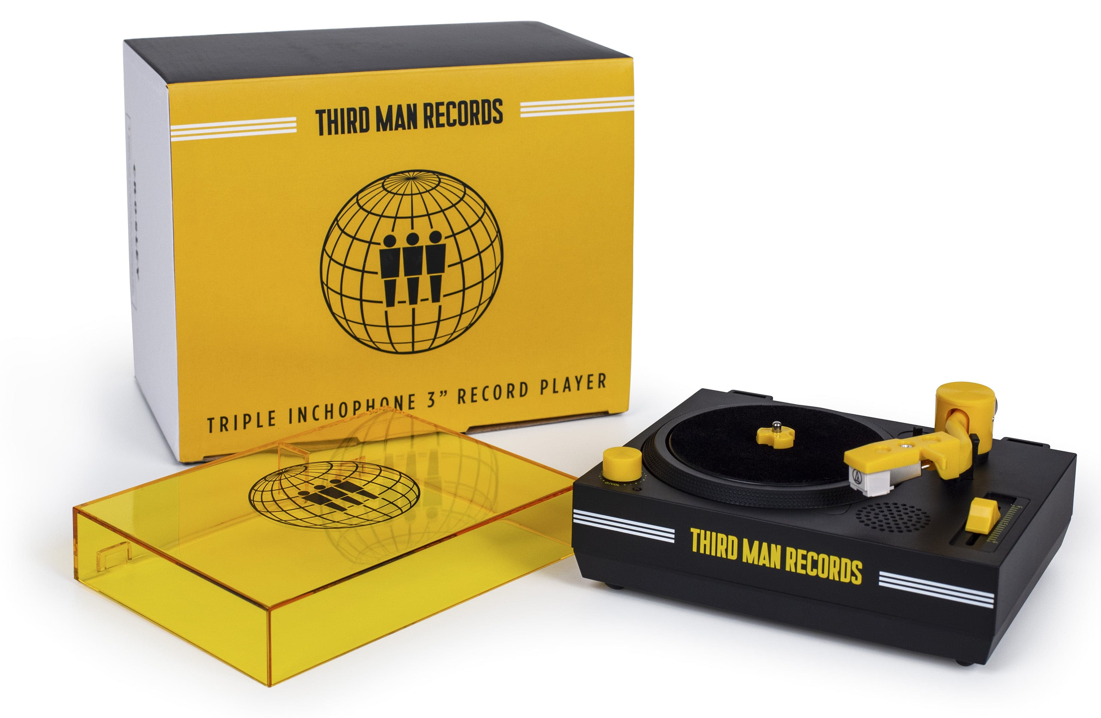Third Man Records Edition Crosley RSD3